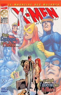 X-Men 27 - une maison en ordre