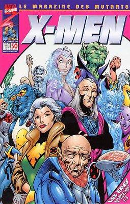 X-Men 50 - Le Début Et La Fin