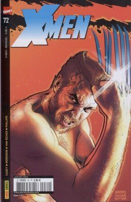 X-Men 72 - L'armée des fourmis
