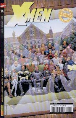 X-Men 74 - L'enfer