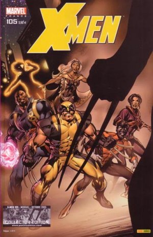 Uncanny X-Men # 105 Kiosque V1 (1997 - 2011)