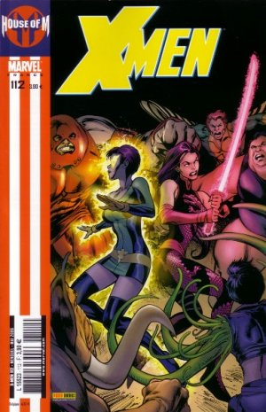 X-Men 112 - Le triangle amoureux