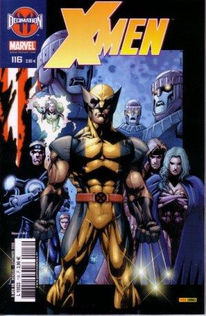 Giant-Size X-Men # 116 Kiosque V1 (1997 - 2011)