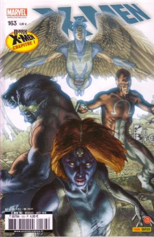 Uncanny X-Men # 163 Kiosque V1 (1997 - 2011)
