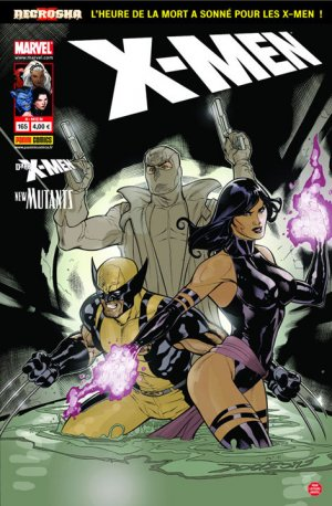X-Men 165 - Nation X