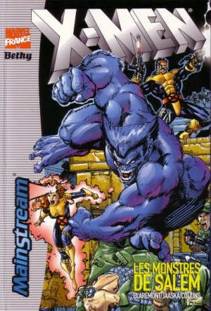 Uncanny X-Men # 3 TPB Softcover - Bethy - Uncanny X-Men # Issues V1