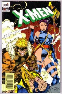 X-Men # 4 Kiosque (1992 - 1996)
