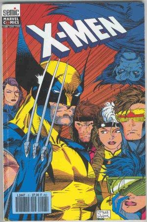 X-Men # 6 Kiosque (1992 - 1996)