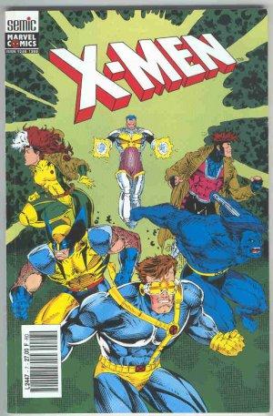 Uncanny X-Men # 7 Kiosque (1992 - 1996)