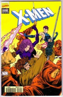X-Men # 11 Kiosque (1992 - 1996)
