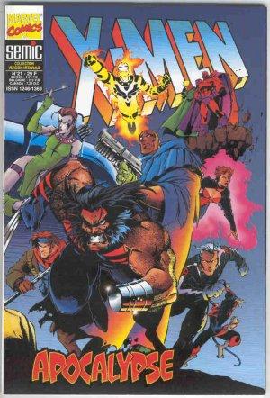 X-Men Alpha # 21 Kiosque (1992 - 1996)