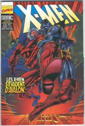 X-Men # 25 Kiosque (1992 - 1996)