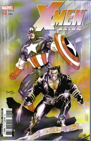 X-Men Extra T.48