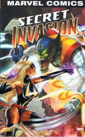 Secret Invasion édition TPB softcover - Marvel Monster