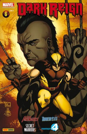 Secret Warriors # 6 Kiosque (2009 -2011)