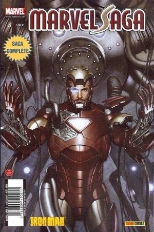 Marvel Saga #3