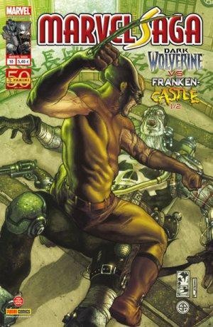 Marvel Saga