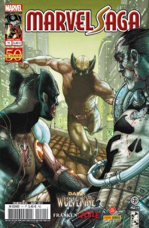Marvel Saga #11