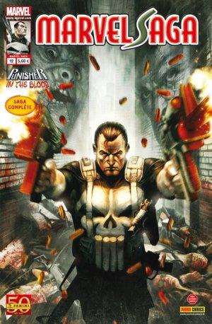 Marvel Saga #12