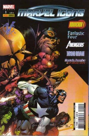 Marvel Icons édition Kiosque V1 (2005 - 2011)