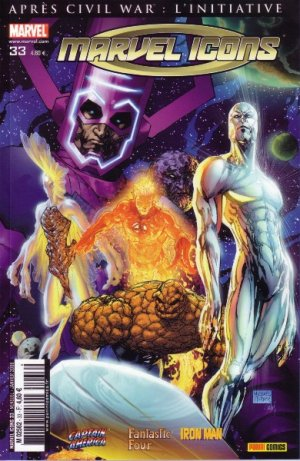 Fantastic Four - A Death in the Family # 33 Kiosque V1 (2005 - 2011)
