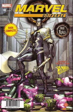 Marvel Universe édition Kiosque V1 (2007 - 2012)