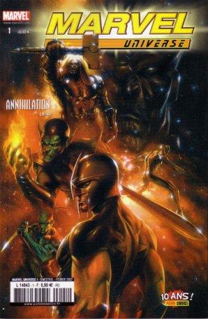 Annihilation Prologue # 1 Kiosque V1 (2007 - 2012)