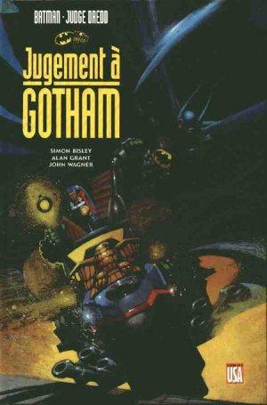 Batman / Judge Dredd édition Simple (1992 - 1996)