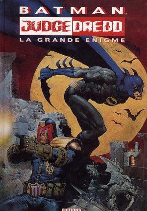 Batman / Judge Dredd 2