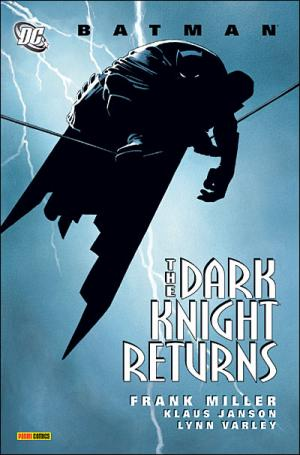 Batman - The Dark Knight Returns édition Intégrale (2009)