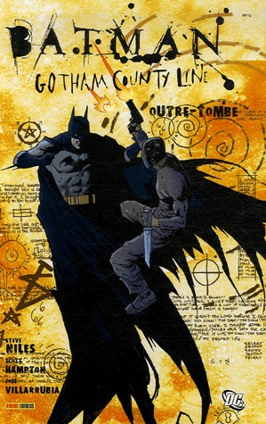 Batman Outre-Tombe édition TPB Hardcover - DC Icons