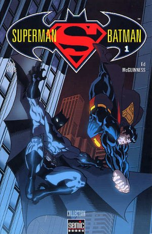 Superman / Batman édition TPB softcover (souple)
