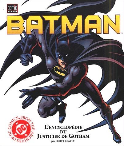 Batman - L'Encyclopédie du Justicier de Gotham édition Simple (2008)