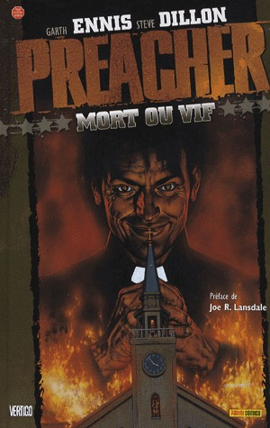 Preacher édition Simple (2007 - 2011)