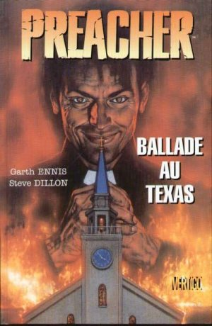 Preacher édition Simple (1997 - 1999)