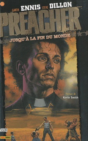 Preacher édition reedition