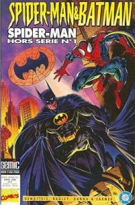 Spider-Man and Batman # 1 Kiosque (1996)