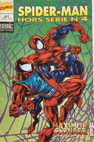 Spider-Man - Maximum Clonage Omega # 4 Kiosque (1996)
