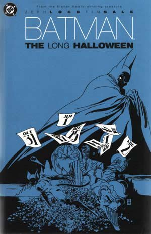 Batman - Un Long Halloween # 1 Intégrale