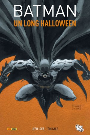 Batman - Un Long Halloween