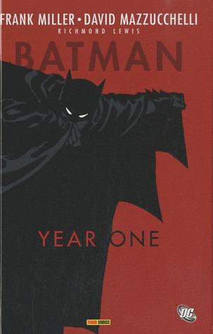 Batman - Année 1 édition Intégrale (2010)