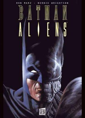 Batman / Aliens # 1