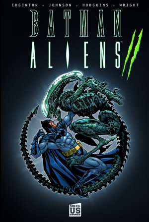 Batman / Aliens # 2