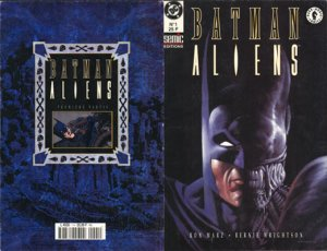 Batman / Aliens édition Simple