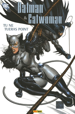 Catwoman et Batman - Tu Ne Tueras Point édition TPB softcover