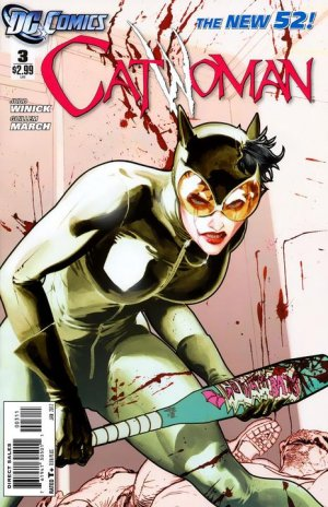 Catwoman # 3 Issues V4 (2011 - 2016)