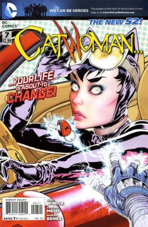 Catwoman # 7 Issues V4 (2011 - 2016)