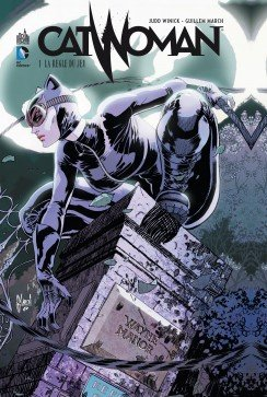 Catwoman édition TPB Hardcover (cartonnée) - Issues V4