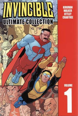 Invincible édition TPB Hardcover (cartonnée) - Ultimate collection
