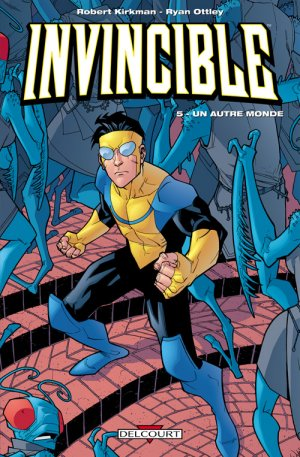 Invincible édition TPB Hardcover (cartonnée)